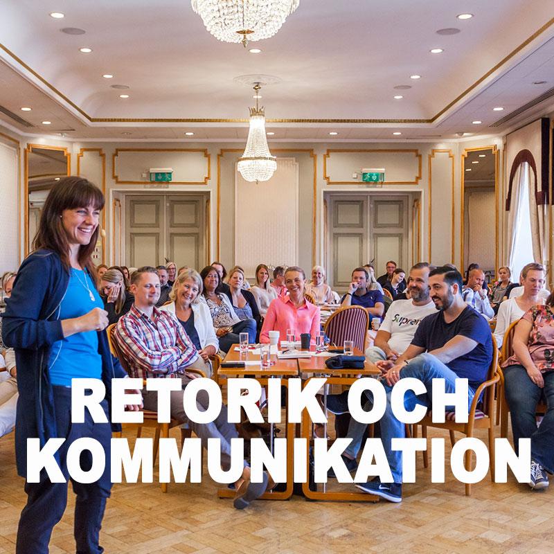 Retorik och kommunikation
